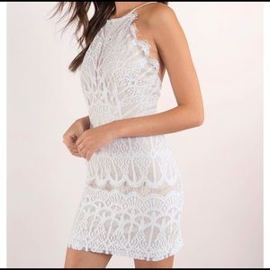 Tobi Give Me Your Love Lace Mini Dress NWT XL